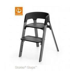 Stokke Krzesełko ® steps™ black/ storm grey