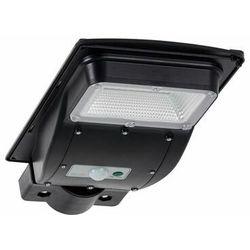 Polux Naświetlacz solarny street ip65 z czujnikiem ruchu led (5901508315496)