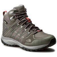 Trekkingi THE NORTH FACE - Litewave Explore Mid Gtx T92T42NHJ Dark Gull Grey/Spiced Coral