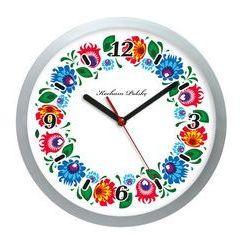 Zegar ścienny kocham Polskę
