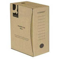 Pudło archiwizacyjne Q-CONNECT, karton, A4/150mm, szare (5705831158481)