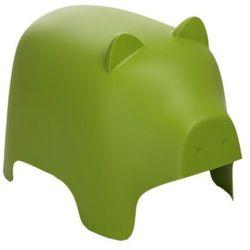Intesi Siedzisko dziecięce piggy zielone - zielony (5902385738941)
