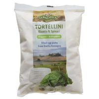 Bio idea Tortellini jajeczne z ricottą i szpinakiem bio 250g (8717496907059)