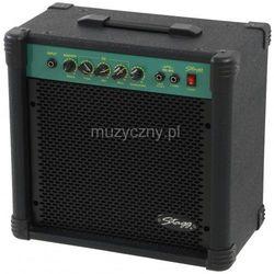 Stagg BA-40 wzmacniacz basowy - produkt z kategorii- Wzmacniacze i kolumny gitarowe, basowe