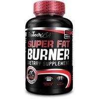 BioTech USA Super Fat Burner 120tab, FF35-99365