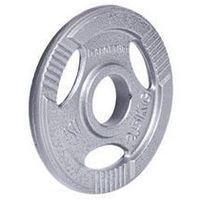 Insportline Obciążenie olimpijskie stalowe  hamerton 2,5 kg - 2,5 kg
