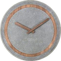 Nextime Zegar ścienny concreto