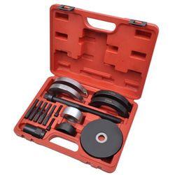 Vidaxl  16 elementowy zestaw narzędzi do piast 62 mm vag