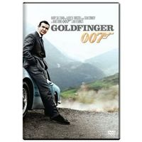 James Bond. Goldfinger (DVD)
