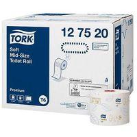 mid-size miękki papier toaletowy, 2-warstwowy nr art. 127520 marki Tork