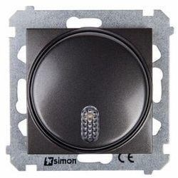 SIMON 54 Dzwonek elektroniczny (moduł) 230V~; antracyt DDS1.01/48 WMDD-010xxK-048 (5902787826840)