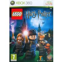Lego Harry Potter lata 1-4 (Xbox 360)