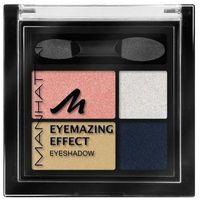 Manhattan Eyemazing Effect Eyeshadow - Paletka 4 cieni do powiek 53T Miss Right (3607349164768)