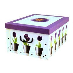 Pudełko kartonowe MAXI DONICZKI-TULIPANY z kategorii Doniczki i podstawki