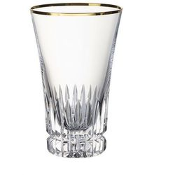 Villeroy & boch  - grand royal gold szklanka wysoka pojemność: 0,40 l
