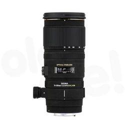 Sigma AF 70-200 APO EX DG OS HSM Canon - produkt w magazynie - szybka wysyłka! - produkt z kategorii- Obiekty