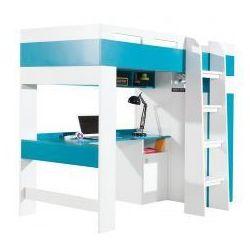 18 Łóżko piętrowe z szafą mobi mo20