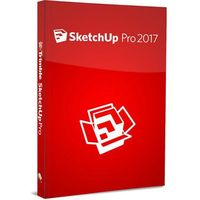 Sketchup Pro 2017 PL Win + subskrypcja 2 lata