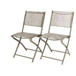 Zestaw balkonowy 2 krzesła, marki TopGarden do zakupu w eDomator.pl