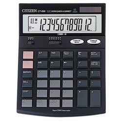 Kalkulator ct-666 marki Citizen