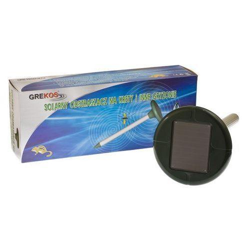 Solarny odstraszacz kretów, nornic itp. 1000 m2 - sprawdź w Mediasklep24