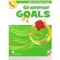 Grammar Goals 4. Podręcznik + CD (opr. miękka)