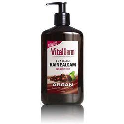 Cosmatrade Vital derm argan balsam do włosów kręconych bez spłukiwania, 400 ml (8003670476399)