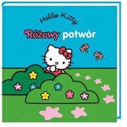 Hello Kitty Różowy potwór (ilość stron 16)