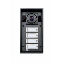 2N Helios IP Force Domofon czteroprzyciskowy, kamera HD (8595159506685)
