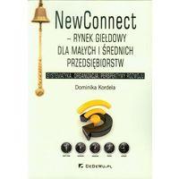 NewConnect Rynek giełdowy dla małych i średnich przedsiębiorstw, CeDeWu