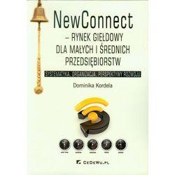 NewConnect Rynek giełdowy dla małych i średnich przedsiębiorstw (CeDeWu)