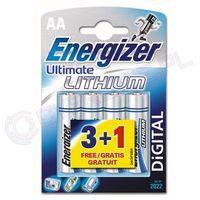 lithium 4xaa od producenta Energizer