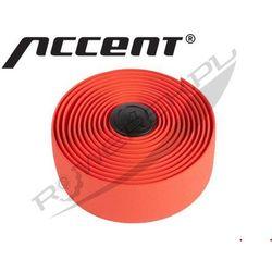 610-11-053_ACC Owijka na kierownicę ACCENT AC-Tape 2szt.x 2m, czerwona, marki Accent do zakupu w ROWEREK.PL