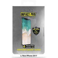 PURO Sapphire Tempered Glass - Szkło ochronne hartowane na ekran iPhone X (8033830194450)