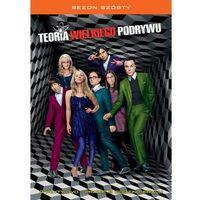 Teoria wielkiego podrywu (sezon 6, 3 dvd) marki Warner bros.