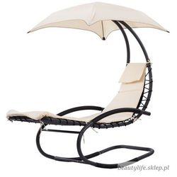 Fotel ogrodowy leżak leżanka bujana ogrodowa hamak