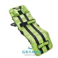 Medyczny leżaczek AKVALITO - rozmiar 1 zielony