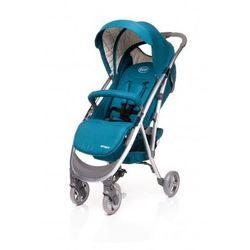 4baby  smart wózek spacerowy spacerówka turkus, kategoria: wózki spacerowe