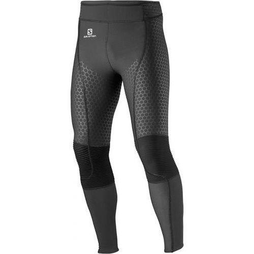 Getry EXO Tight Black - produkt z kategorii- spodnie męskie