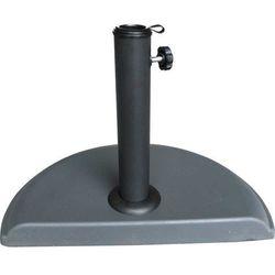 Podstawa pod parasol półokrągły, stabilizująca betonowa podstawa pod parasol ogrodowy lub balkonowy (8719202534436)