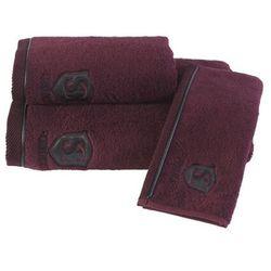 Soft cotton Ręcznik kąpielowy luxury 85 x 150 cm bordowy
