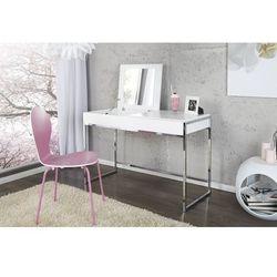 Interior Toaletka verona - toaletka biała (z lustrem)