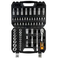 Zestaw kluczy nasadowych NEO 1/2 cala 08-663 (58 elementów) + DARMOWY TRANSPORT!