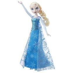 Kraina Lodu, Rozświetlona śpiewająca Elsa, lalka interaktywna - produkt z kategorii- Maskotki interaktywne