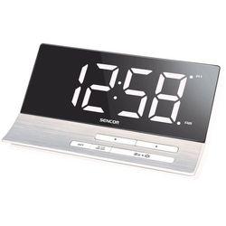 Sencor zegar z budzikiem sencor sdc 5100 (8590669226238)