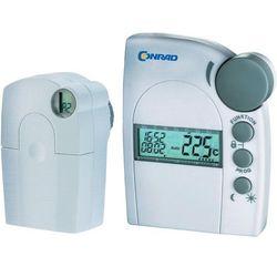 Conrad 2 elementowy zestaw  - termostat fht 8 + głowica temostatyczna fht 8v *