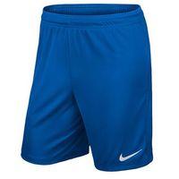 Spodenki męskie Park II Knit Short NB Nike - Niebieski - niebieski