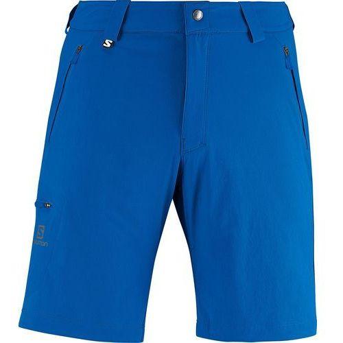 Spodnie Wayfarer Short Blue - sprawdź w Megaoutdoor.pl