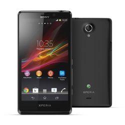 Sony Xperia T LT30P 16GB Czarny - Czarny \ 2 lata na terenie całego kraju + polskie menu + bez sim locka