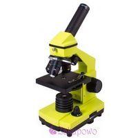 Mikroskop  rainbow 2l plus lime\limonowy #m1 marki Levenhuk